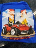 ACME CAR CO - LONG SLEEVE SHIRT BUGGY (S-XL)