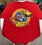 BERRIEN BUGGY T-SHIRT 2 OR 3XL