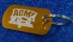 ACME CAR COMPANY - KEY TAG (ALUMINUM)