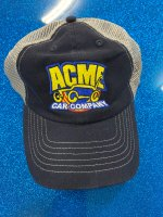 ACME CAR COMPANY - HAT (TRUCKER/MESH - ONE SIZE)