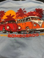 ACME CAR CO - TEE SHIRT VW (S-XL)