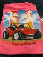 ACME CAR CO - TEE SHIRT BUGGY (2XL/3XL)