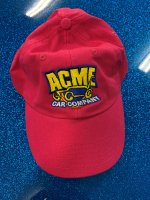 ACME CAR COMPANY - HAT (BASEBALL - ONE SIZE)