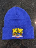 ACME CAR CO - BEANIE (LONG/FOLDED)